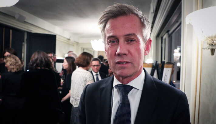 Morten Goller i Wierholm.
