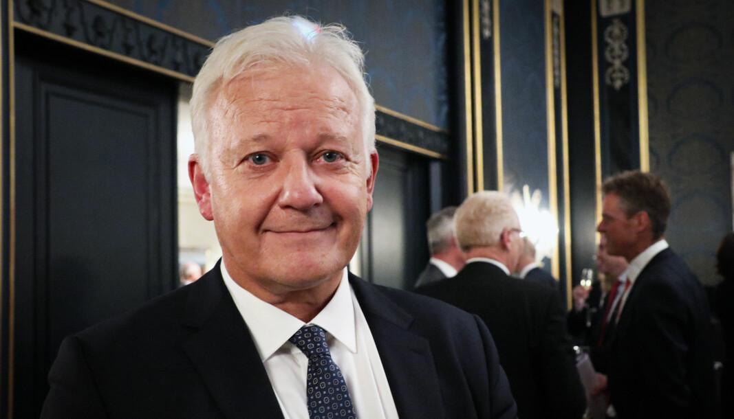 Jørn Sigurd Maurud overtok som riksadvokat 1. november 2019.