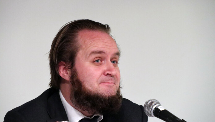 Forsvarsadvokat Nils Christian Nordhus.