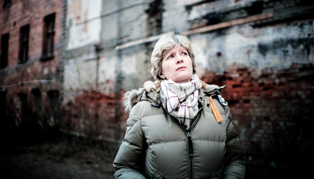 Siv Hallgren er leder av Gjenopptakelseskommisjonen.