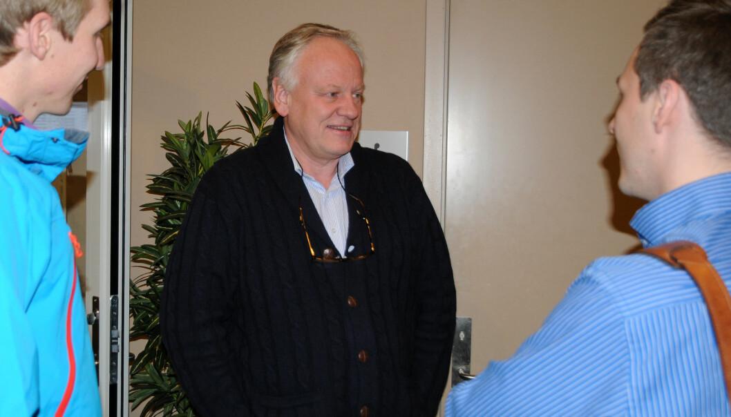 Sigurd Klomsæt fotografert da saken gikk for Borgarting lagmannsrett.