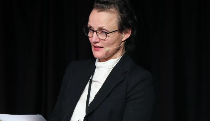 Tingrettssdommer Katinka Mahieu gav advokatene tips om hvilke spørsmål som må avklares før man forelegger en sak for EFTA-domstolen.