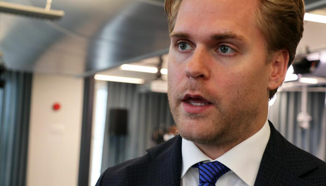 Statssekretær i Justis- og beredskapsdepartementet, Kristoffer Sivertsen (Frp), skriver om internadvokaters taushetsplikt.