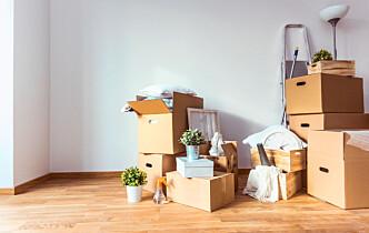 Salg av eiendom: Revidert løsøreliste gjelder fra nyttår