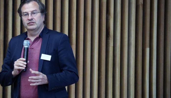 Advokat Anders Brosveet.
