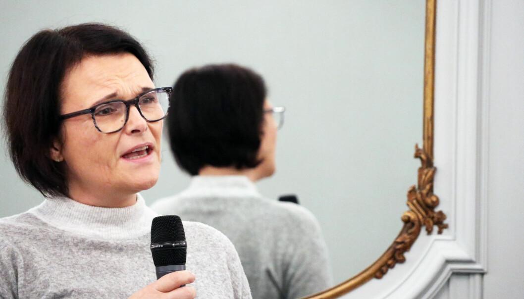 Trude Marie Wold har vært en av forkjemperne for å beholde Vesterålen tingrett.