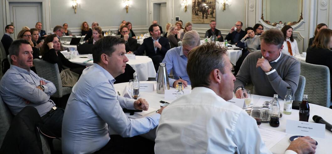 Advokatforeningens kretsledere diskuterte forslaget fra Domstolkommisjonen.