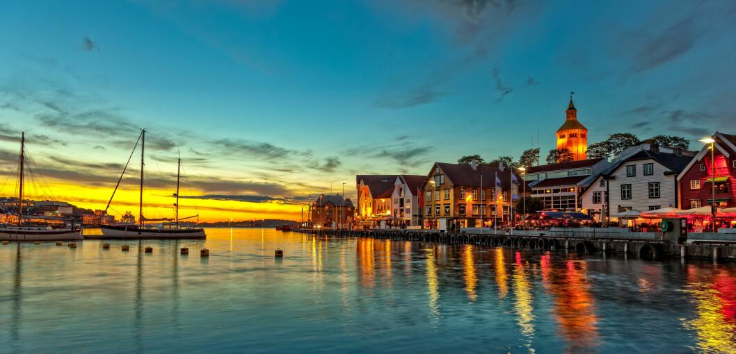 Stavanger blir norsk sentrum for grønn energi, mener Thommessen, som nå vil bli ledende i oljebyen.