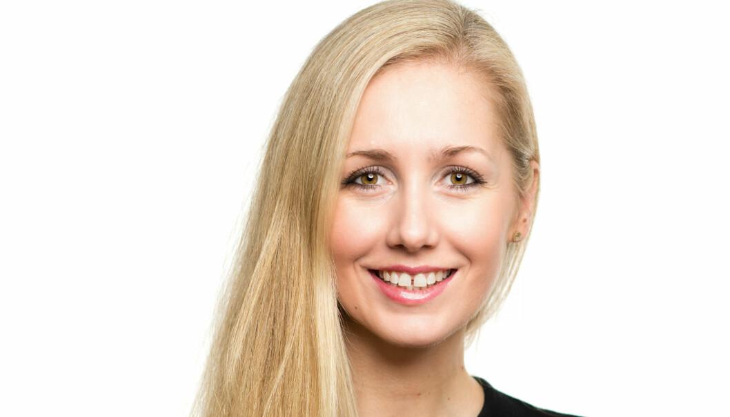 Camilla Jøtun ble uteksaminert fra UiO i 2004, og jobbet i Finansdepartementet frem til hun begynte i BAHR i 2008.