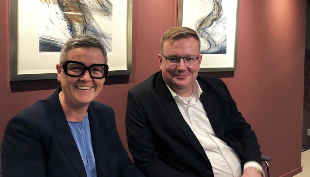 Karoline Henriksen og Olav Lægreid er oppnevnt som koordinerende advokater av Fylkesmannen i Oslo og Viken.