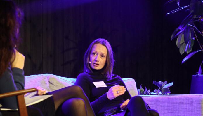 Senioradvokat Marianne Brynjulfsen Overaa fra Thommessens Bergen-kontor sitter i firmaets kvinneutvalg, og pekte på ubevisst diskriminering som en problemstilling.