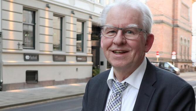 Lagmann Hans Petter Jahre ledet arbeidsgruppen.