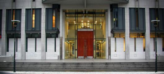 Kjemper for lokale domstoler, og mot sammenslåing i Oslo