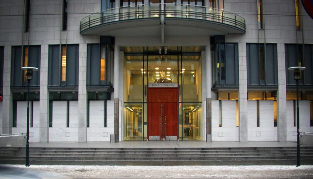 I Oslo tingrett er det nå fire ledige embeter som tingrettsdommer.