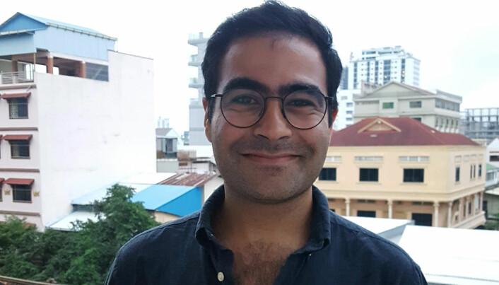 Armin Khoshnewiszadeh er utdannet jurist fra Universitetet i Oslo