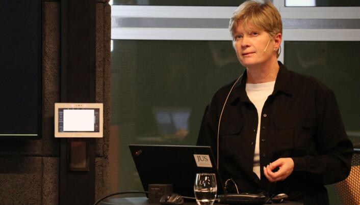 – Begrens arbeidet om det som gjelder oss – men sørg for å følge opp sakene, oppfordret Siv Hallgren.