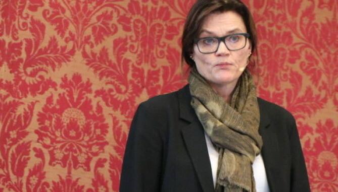 Anne Marie Due er managing partner i Hjort, og arbeider også i firmaets arbeidslivsavdeling.