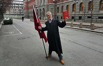 Fjern ordningen med prøvesaker for Høyesterett