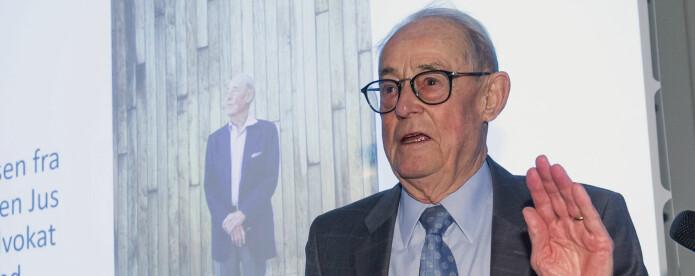 BAHR-veteran Ole Lund (85) hyllet med ærespris