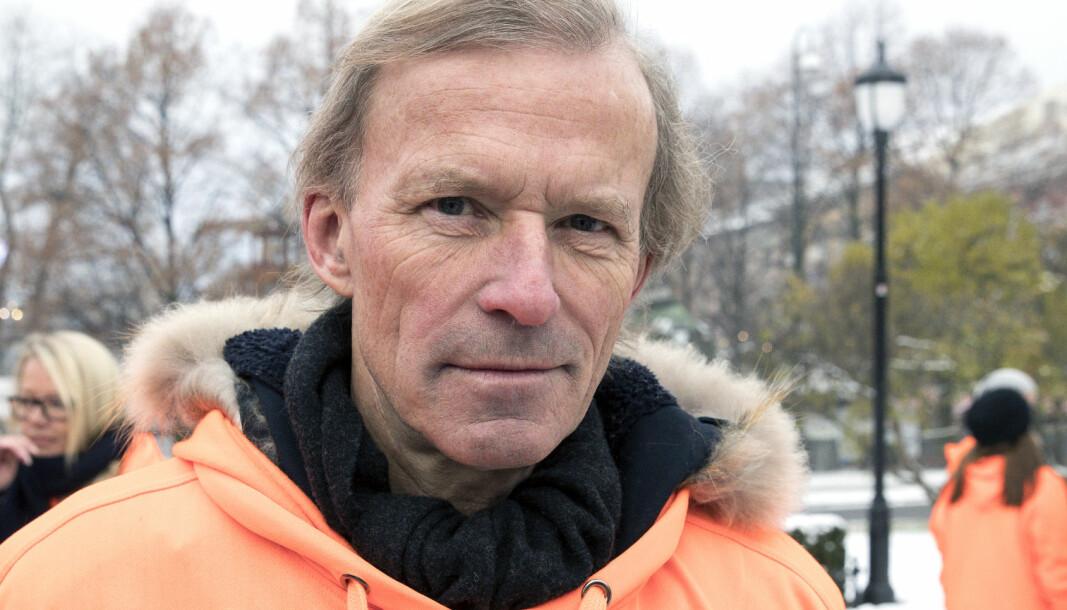 – Forsvarernes hardt pressede økonomiske rammer er med på å utfordre de etiske grensene, mener Frode Sulland.