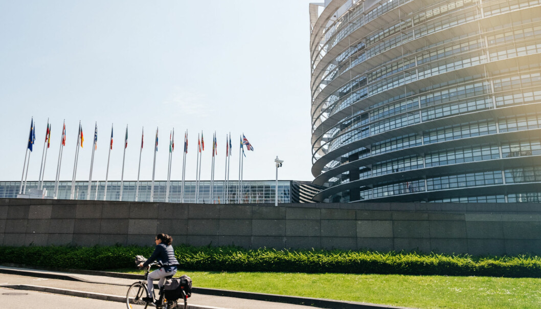Menneskerettsdomstolen i Strasbourg.