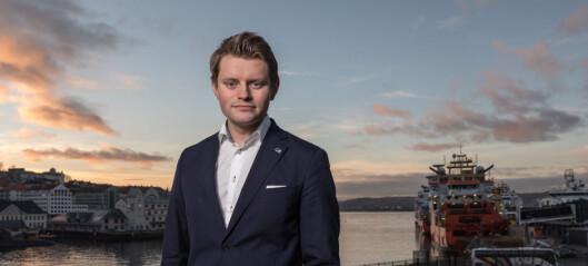 Høyres Peter C. Frølich: - Reglene for advokatvirksomhet må skjerpes