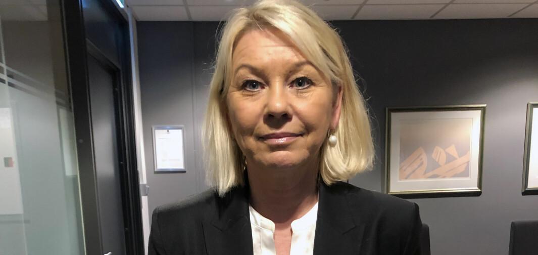 Justisminister Monica Mæland følger mange av Domstolkommisjonens anbefalinger, og anbefaler større rettskretser.