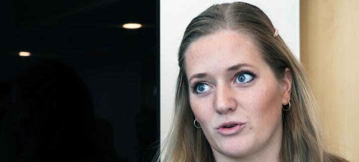 Hun blir landets nye justisminister