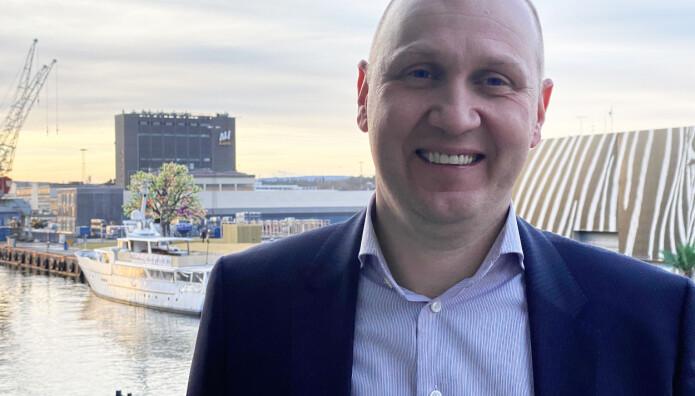 – Hvor stort havvind kommer til å bli i Norge er usikkert, men potensialet er enormt, sier Håkon Sandbekk.