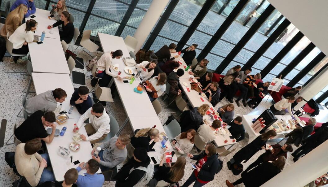 I midten av januar åpnet Oslos nye juridiske fakultet.