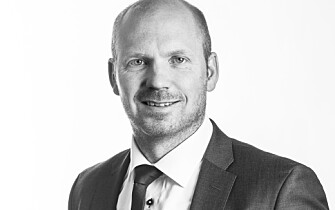 Aron Solheim er managing partner i Glitterind.