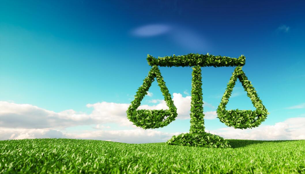 Advokatfirmaet Glittertind har engasjert et firma for å analysere firmaets klimaavtrykk.