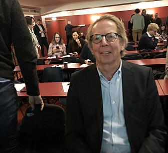 Advokat Per Hodneland etterlyste større forståelse for myndighetenes behov for å avsløre ulovlig skatteplanlegging.