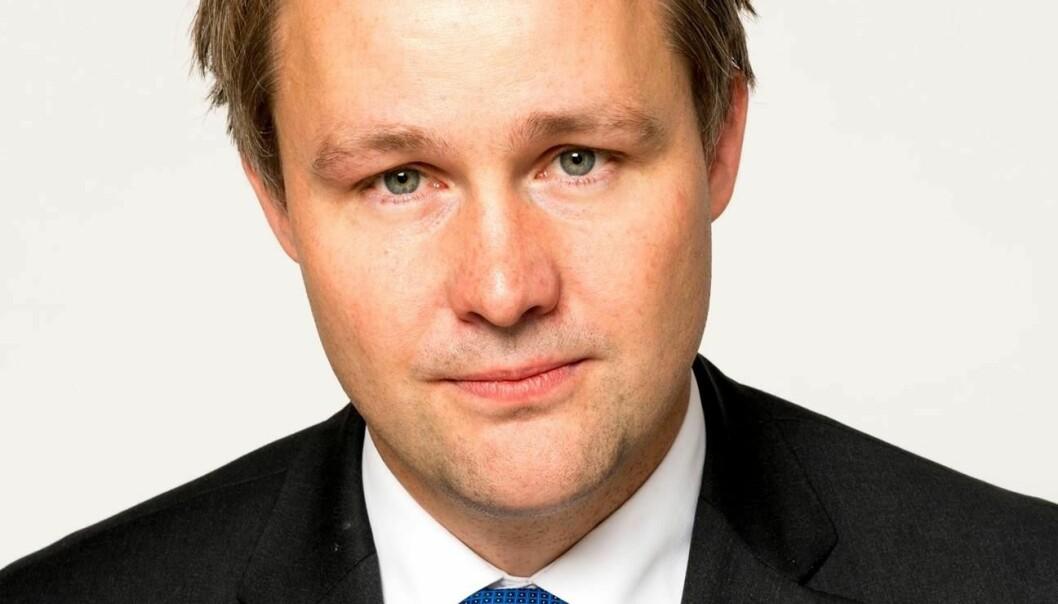 Politiet kan hverken iretteføre eller etterforske våre klienter uten vårt arbeid, sier Bernt Heiberg.