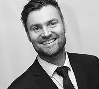 Advokat Eirik Espelid.