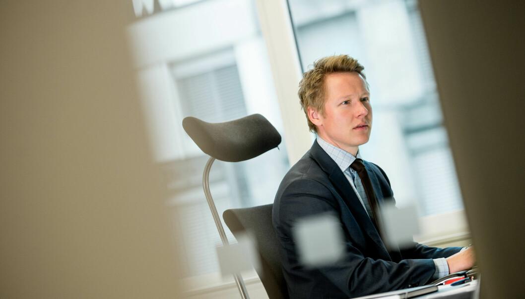 Managing partner Frank Aase i Brækhus merker økt pågang på flere fagområder.