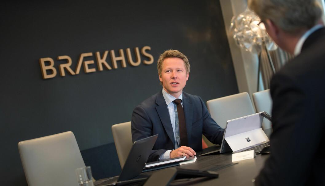 - Størrelsen på advokatfirmaet vil påvirke hvor godt de kan stå imot en nedgang i oppdrag i en periode, sier konkursekspert Frank Aase.