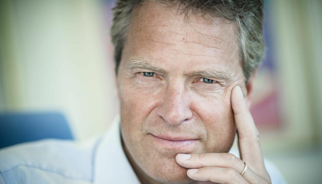 Jens Johan Hjort mener den nye krisefullmaktsloven representerer en utglidning.