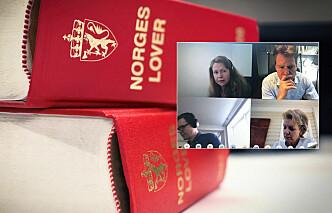 Advokatforeningen: Grunnlovsstridig korona-lov som går lenger enn nødvendig