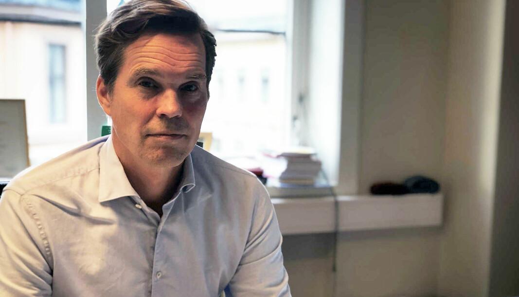 Marius Dietrichson deltar i den nye arbeidsgruppen.