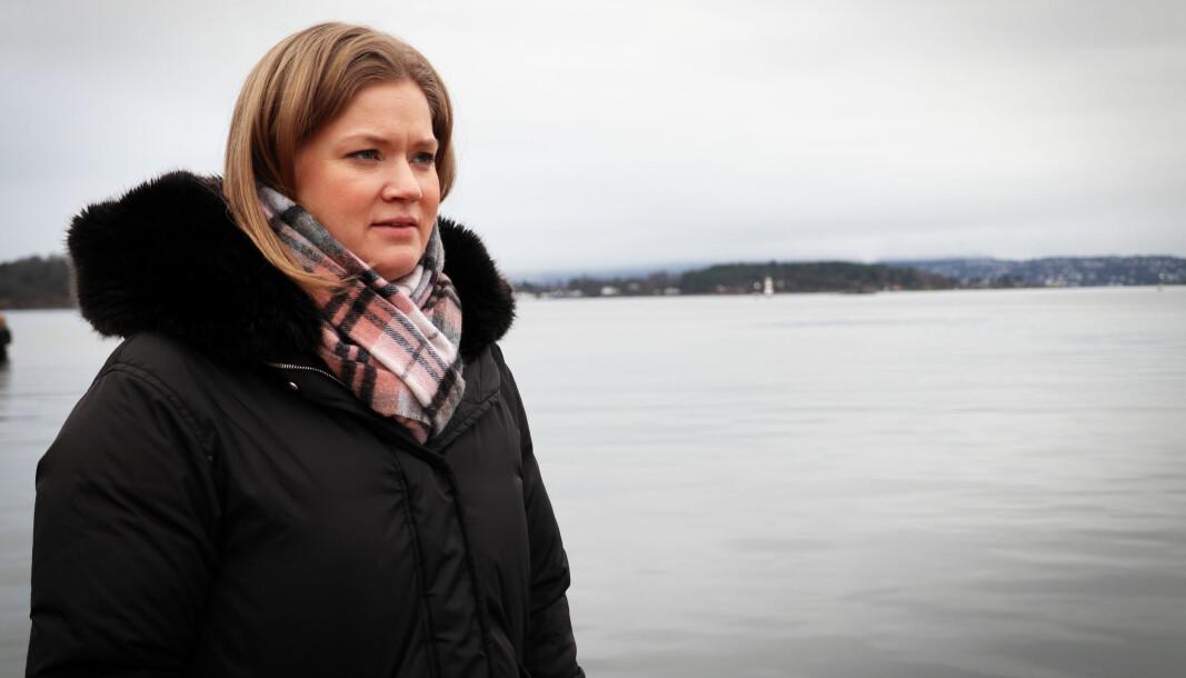 For Ingrid Lauvås er nærmeste hele kalenderen blottet for rettsmøter frem til påske.
