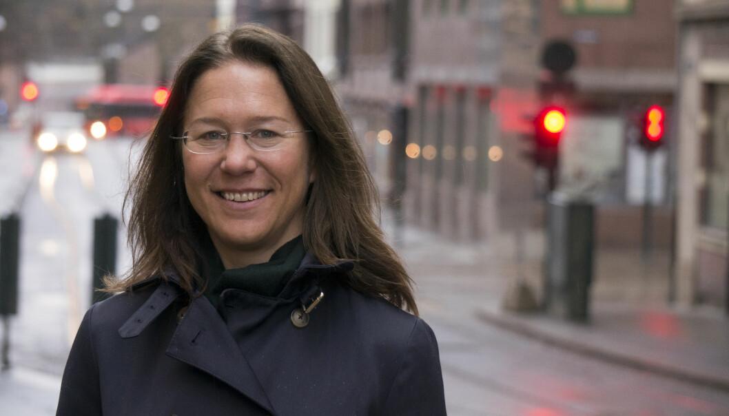 Oslo krets omtaler Anine Kierulf som en tydelig og uredd stemme i den offentlige debatten.