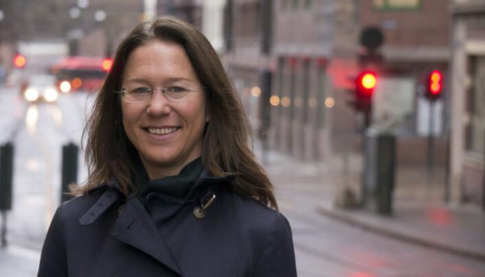 Anine Kierulf håper på mer stabilitet i Justisdepartementet.