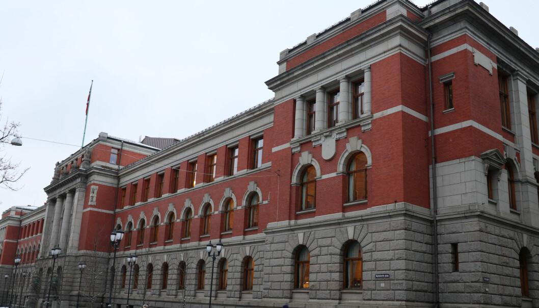 Jens Edvin Skoghøy flytter snart tilbake til hovedstaden og får igjen Høyesterett som sin arbeidsplass.