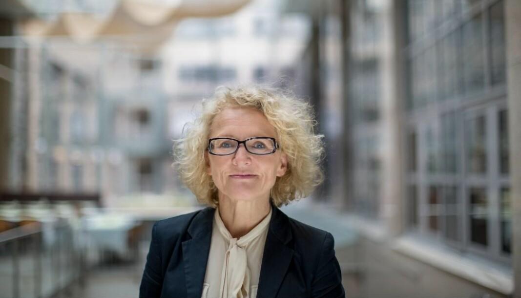 Bufdir-direktør Mari Trommald.