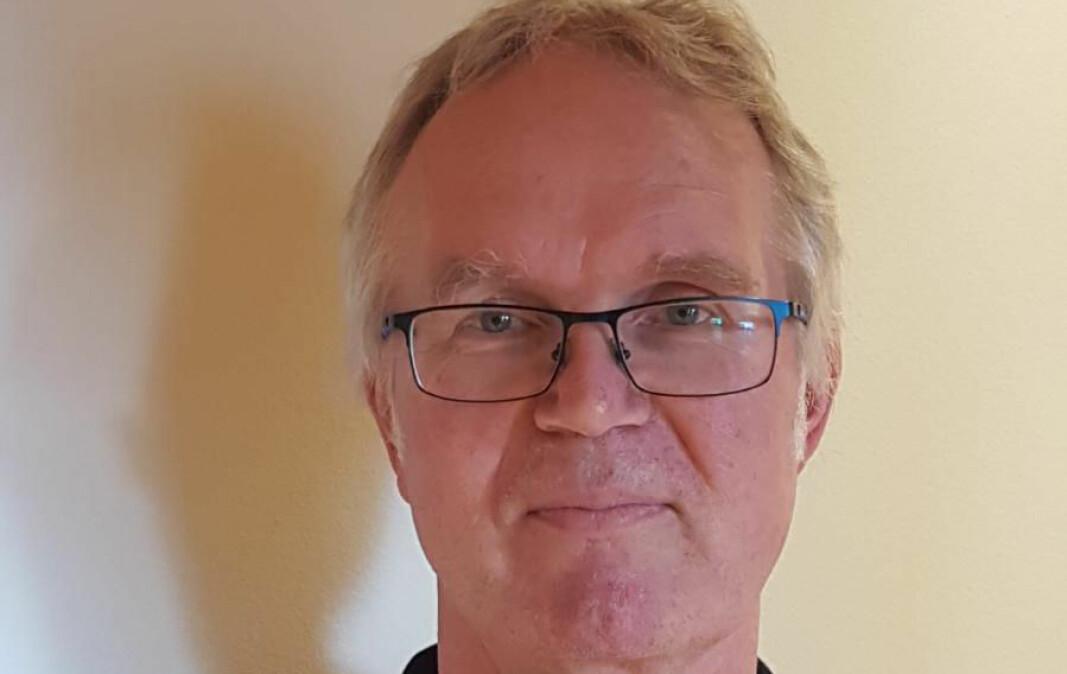 Advokat Lars Erikssen håper å snart kunne være tilbake i jobben som advokat i Fosse & Co.