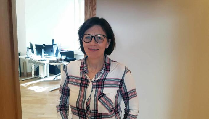 Advokatfullmektig Astrid Maria Haga er også permittert 80 prosent.