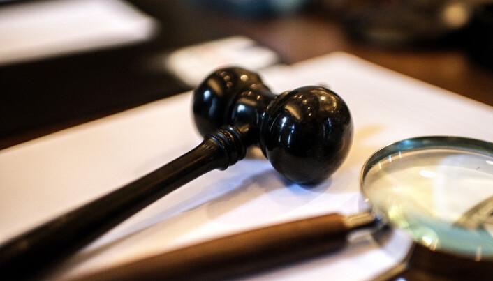 Reduserer avstandskravet i retten fra to til én meter