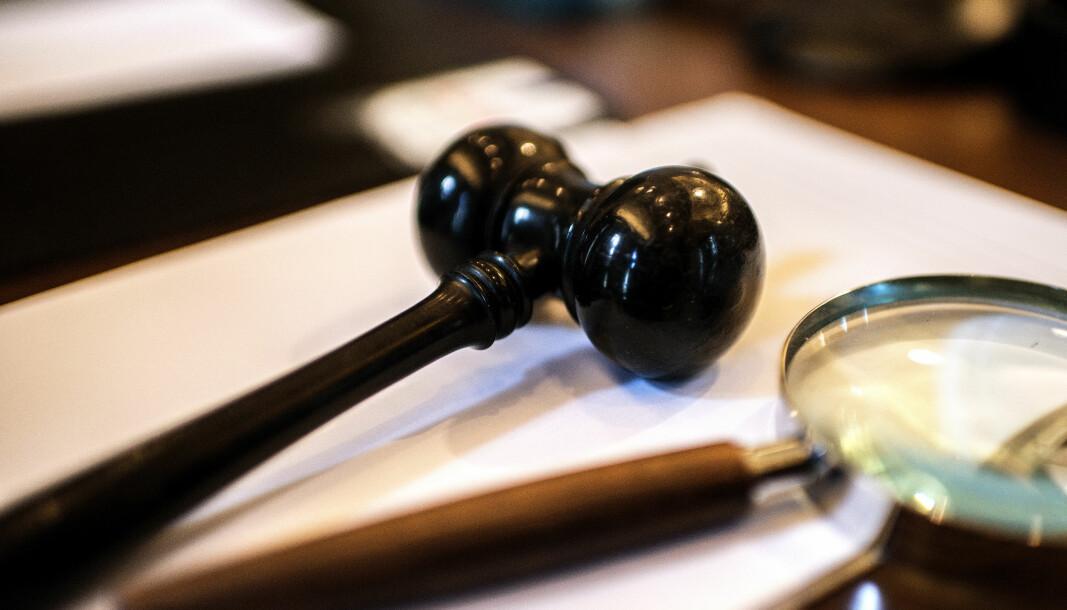 Dommen ble avsagt i storkammer mandag 11. oktober.