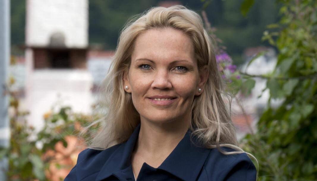 – Når man jobber med rettssikkerhet, jobber alle advokater i samme firma, sier Maria Hessen Jacobsen.